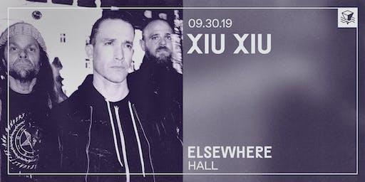 Xiu Xiu @ Elsewhere (Hall)