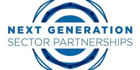 Iowa Sector Connect - Next Gen Sector Partnership Webinar Series tickets