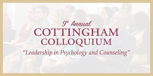2019 Cottingham Colloquium