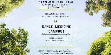 Dance Medicine Campout tickets