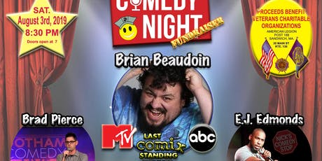 Comedy Night Fundraiser tickets