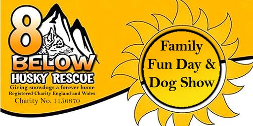 Charity Family Fun Day and Dog show 2019