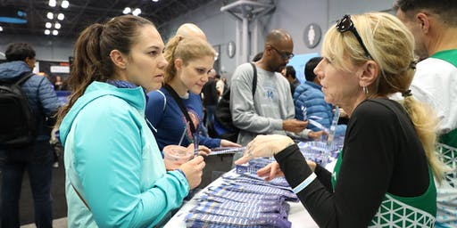 TCS New York City Marathon Training Expo Presented by New Balance