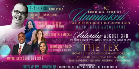 The HelpKC's Annual Gala Fundraiser tickets