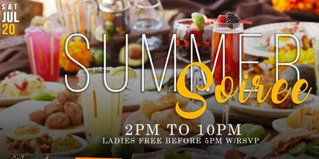 """""""SUMMER SOIREE"""" DAY PARTY tickets"""