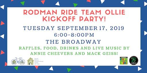 Team Ollie Kickoff Event!