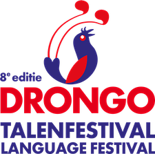 DRONGO talenfestival logo