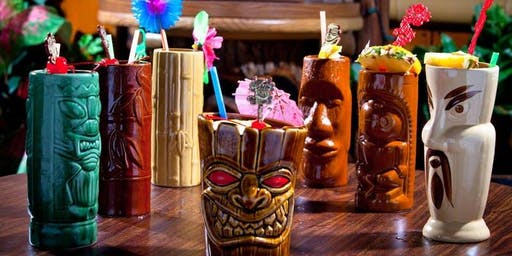 CRAFT COCKTAILS: TIKI DRINKS (HANDS-ON!)