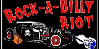 Rockabilly Riot Band!