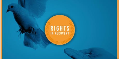 Rights in Recovery Event - Stirling tickets