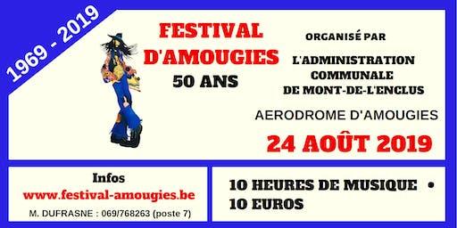 Festival d'Amougies 2019