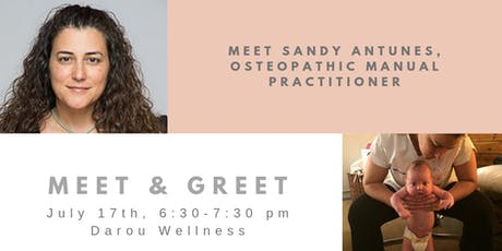 Meet and Greet with Sandy Antunes tickets