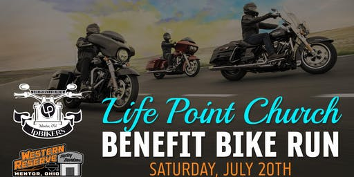 WRHD & lpBikers are hosting Life Point Church Building Fund Benefit Run