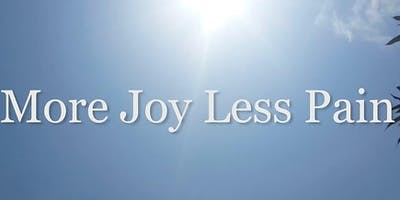 More Joy Less Pain - World Premiere NYC Screening