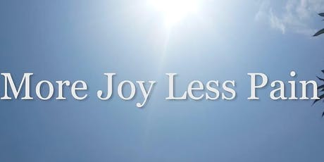 More Joy Less Pain - World Premiere NYC Screening  tickets