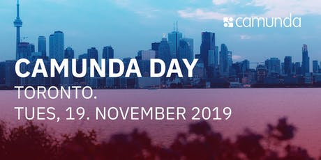 Camunda Day Toronto tickets