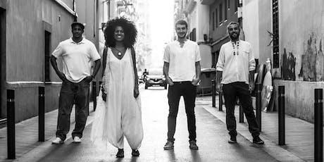 "LIVE BOSSA NOVA MUSIC ""GANZA"" | OD Barcelona Hotel. Entrada libre  tickets"