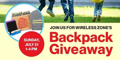 Culture Of Good Backpack Giveaway