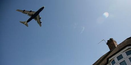 Flight Paths & Airline Noise - Have Your Say tickets