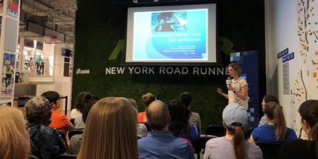 NYRR RUNTalk: Injury Prevention for Marathon Runners with HSS and BEDGEAR tickets