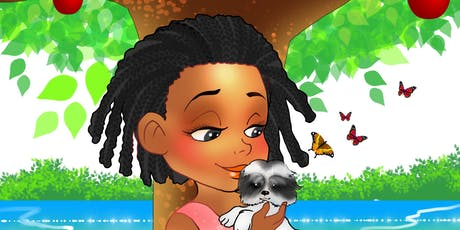 """Everybody Loves Sebastian """"The Dog with Angel Wings""""  Book Release tickets"""