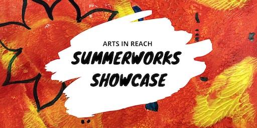 2019 SummerWorks Showcase!