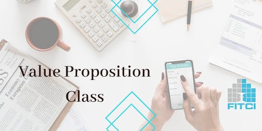 Startup-U Value Proposition Class