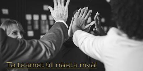 Malmö - Ta teamet till nästa nivå! tickets