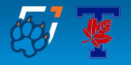 Ontario Tech Women's Hockey vs. Toronto Varsity Blues