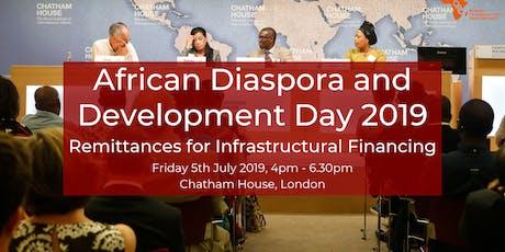 African Diaspora and Development Day 2019 tickets