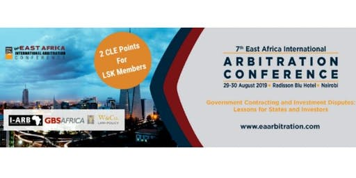 7th East Africa International Arbitration Conference 2019