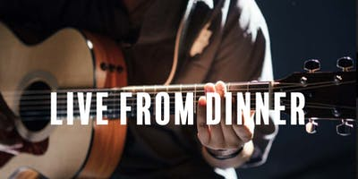 LiveFromDinner Ft. DAP The Contract//Chef Tevaughn White//Emma Jayne