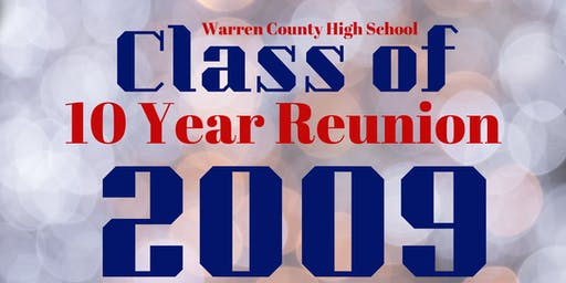 WCHS Class of 2009 Reunion
