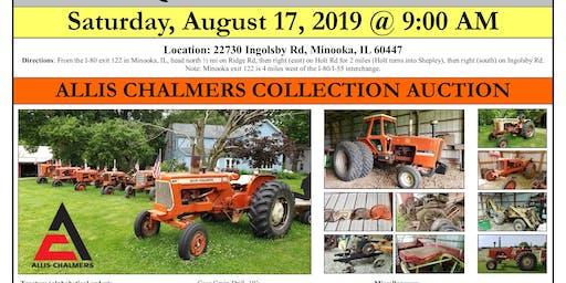 Bob Gehris - Allis Chalmers Collection Auction & More!!!