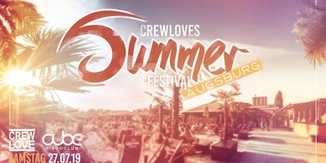 Summer Festival I Augsburg Tickets