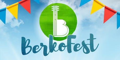 BerkoFest 2019 tickets
