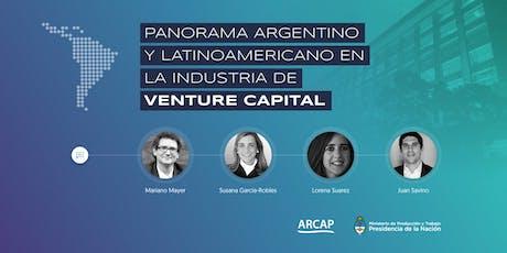 Panorama Argentino y Latinoamericano en la Industria de Venture Capital entradas