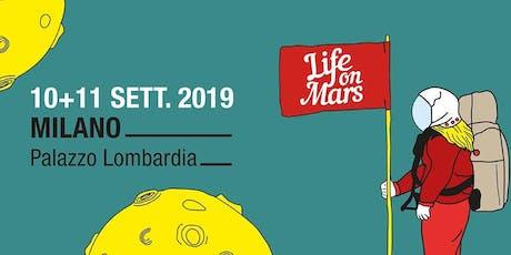 Life on Mars biglietti