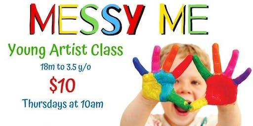 Messy Me - Arts & Crafts Workshop