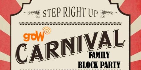 2019 GROW Family Block Party tickets