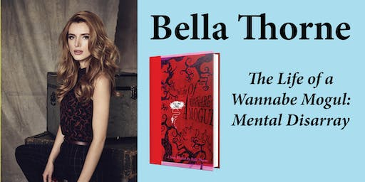Meet Bella Thorne at Barnes & Noble Union Square NYC