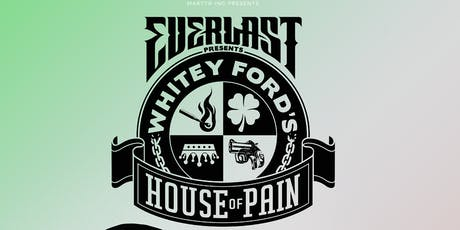 EVERLAST - AT THE WILDCATTER SALOON tickets