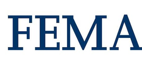 FEMA Individual Assistance Overview (PM) - North tickets