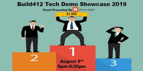 Build412 Tech Demo Showcase & Networking Night 2019 tickets