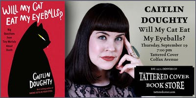 An Evening with Caitlin Doughty, Book Talk & Signing