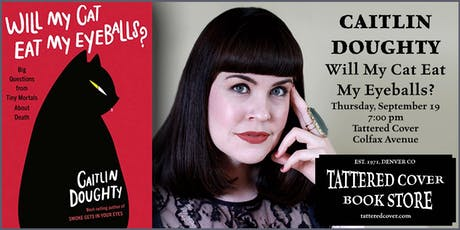 An Evening with Caitlin Doughty, Book Talk & Signing tickets