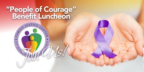 People of Courage Benefit Luncheon tickets