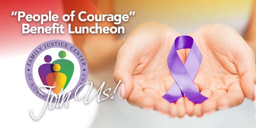 People of Courage Benefit Luncheon