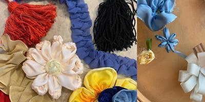 Creating & Manipulating Trims: Tassels, Pleating, & Pom-Poms