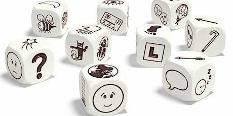 Deliberative Play Workshop #1 — Rory's Story Cubes tickets